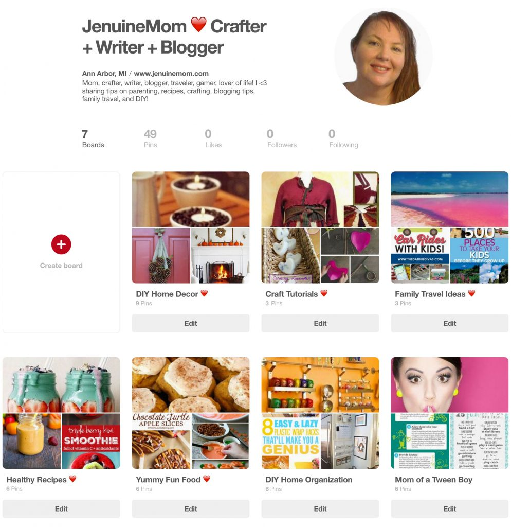 How to get your first 100 Pinterest followers in less than a week! | JenuineWebWorks.com